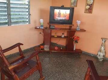 Casa en venta en Cienfuegos con  3 cuartos y 2 baños por 45.000,00$