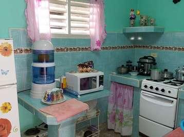 Casa en venta en Cienfuegos con  1 cuarto y 1 baño por $17,000