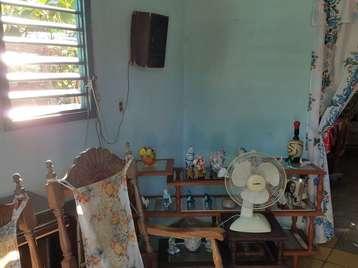 Casa en venta en Cienfuegos con  1 cuarto y 1 baño por 7.500,00$
