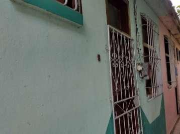 Casa en venta en Cienfuegos con  1 cuarto y 1 baño por 6.500,00$