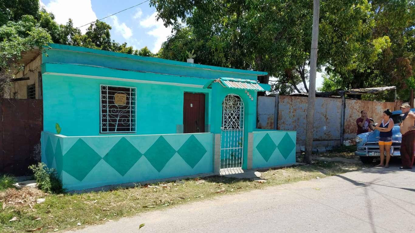 HEC823: Casa de 2 cuartos y 1 baño por $ 30.000 en Cienfuegos, Cienfuegos