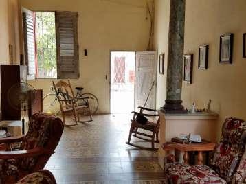 Casa en venta en Cienfuegos con  4 cuartos y 1 baño por 20.000,00$