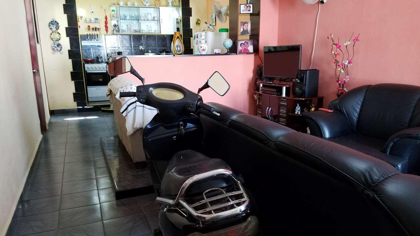 Casa en venta en Cienfuegos con  3 cuartos y 2 baños por $ 55.000