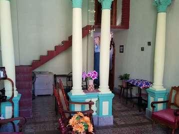 Casa en venta en Cienfuegos con  5 cuartos y 5 baños por 58.000,00$