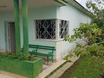Casa en venta en Cienfuegos con  3 cuartos y 2 baños por 90.000,00$