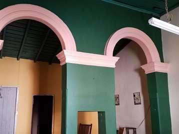 Casa en venta en Cienfuegos con  3 cuartos y 1 baño por 50.000,00$