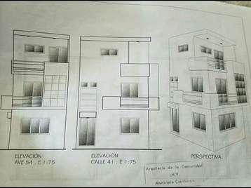 Casa en venta en Cienfuegos con  2 cuartos y 3 baños por 12.500,00$