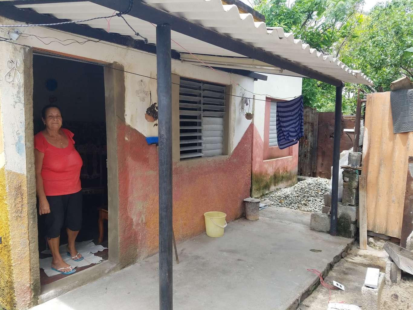 Casa de  1 cuarto y 1 baño por $ 7.000 en Cienfuegos, Cienfuegos